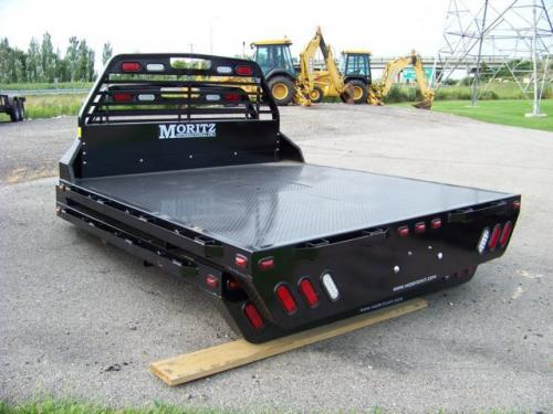 2016 Moritz International Flatbed 8' 8'6""