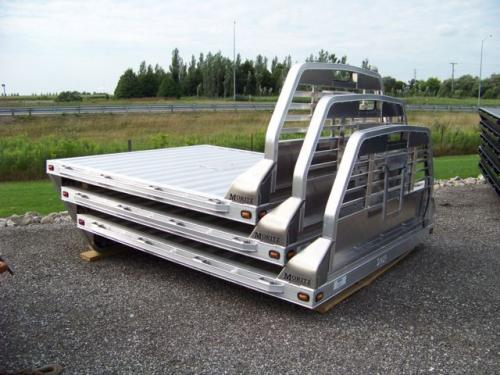 "Utility Trailers For Sale Ontario >> New 2016 Moritz International Flatbed 8' X 8'6"" Aluminum for sale in Chatham, ON"
