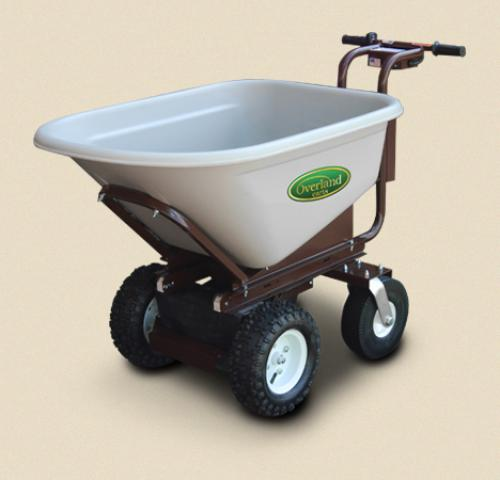 2013 Overland Electric Carts