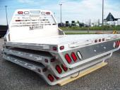 "2018 Moritz International Flatbed 8' X 8'6"" Aluminum - Auto Dealer Ontario"