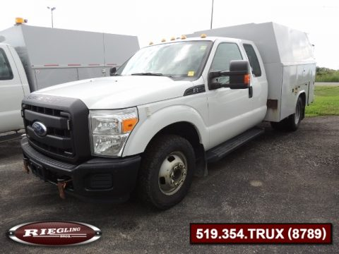 2011 Ford F350 Ext High Body Utility