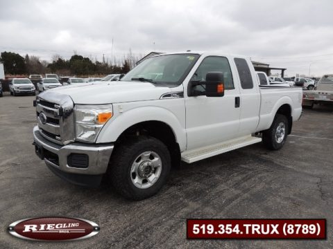 2012 Ford F250 XLT SD Ext