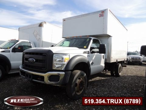 2013 Ford F550 XL SD