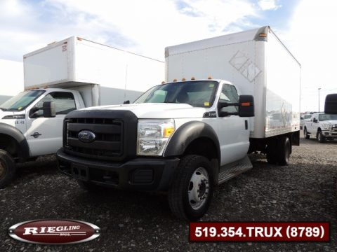 2016 Ford F450 XL SD Box Truck