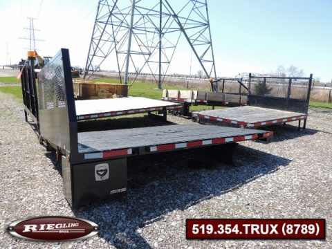 2017 Manufactured Flatbeds Used flatbed's Various Sizes And Styles