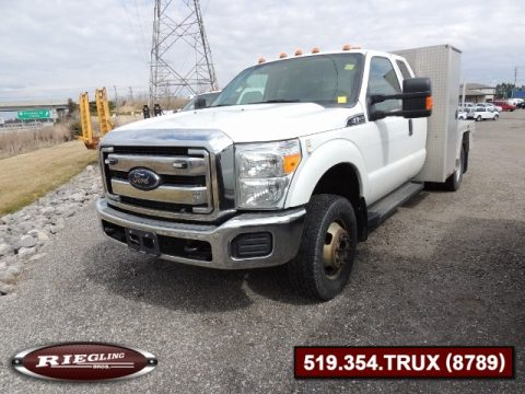 2013 Ford F350 Extended Super Duty Welding Rig w/Lincoln Welder