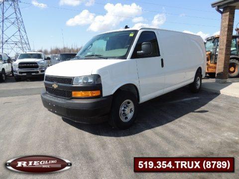 2020 Chevrolet Express Extended Cargo Van