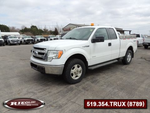 2013 Ford F150 Extended Cab XLT